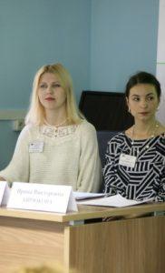 Выступление Ирины В. Бирюковой